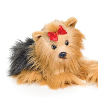 cute yorkie plush